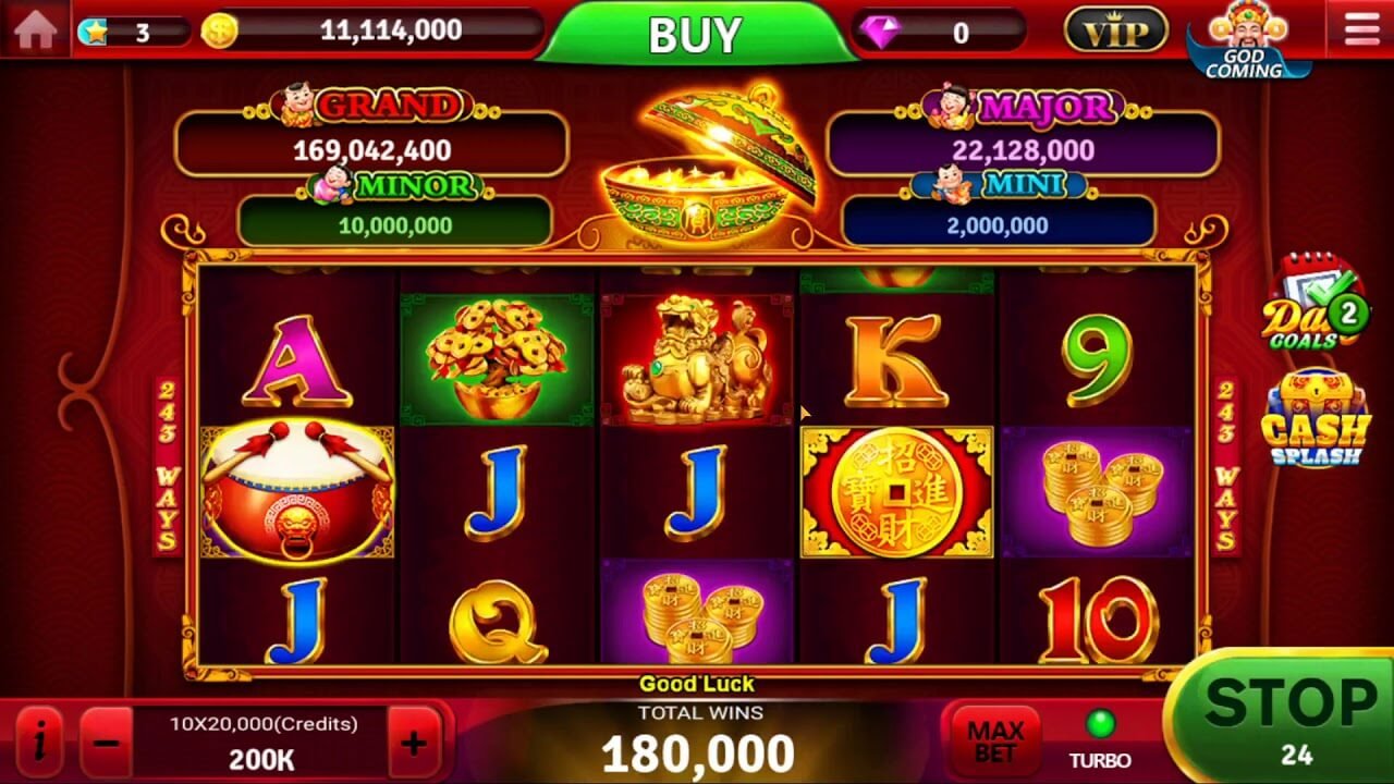 The Best Video Slots